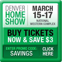 Denver Home Show Coupon