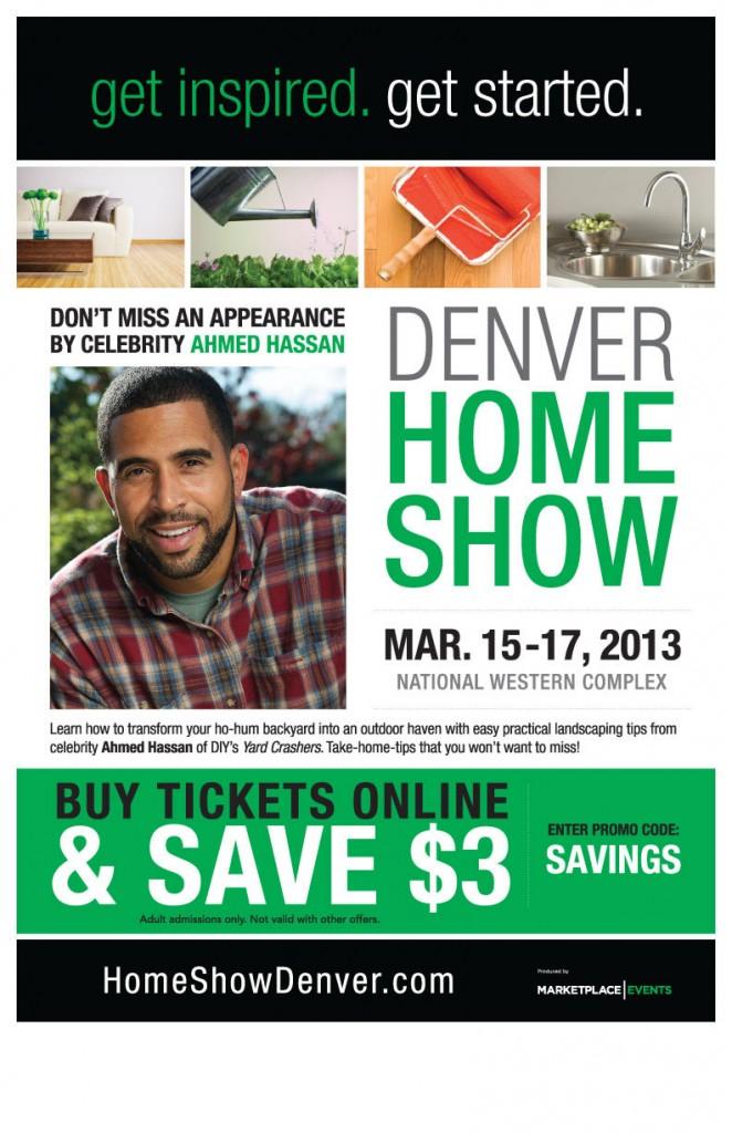 Denver Home Show Promo