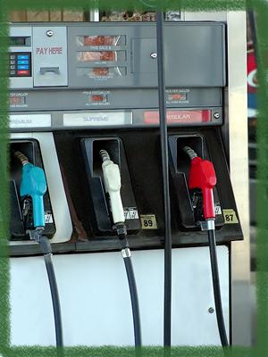 Save money on gasoline