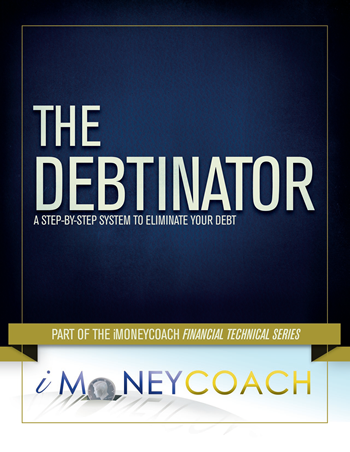 The debtinator debt elimination workbook